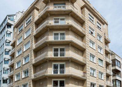Rehabilitación Edificio María Berdiales